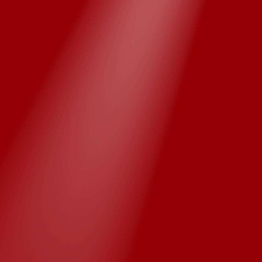 Façade Laser Brillant Rouge Chili